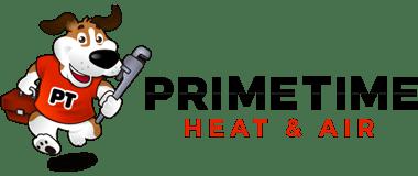 PrimeTime Heat & Air logo